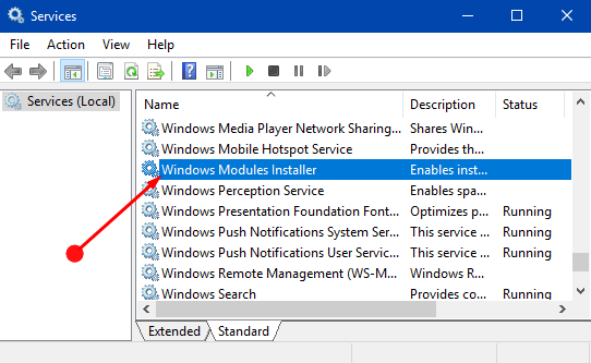 FIX] Windows Modules Installer Worker High CPU Usage