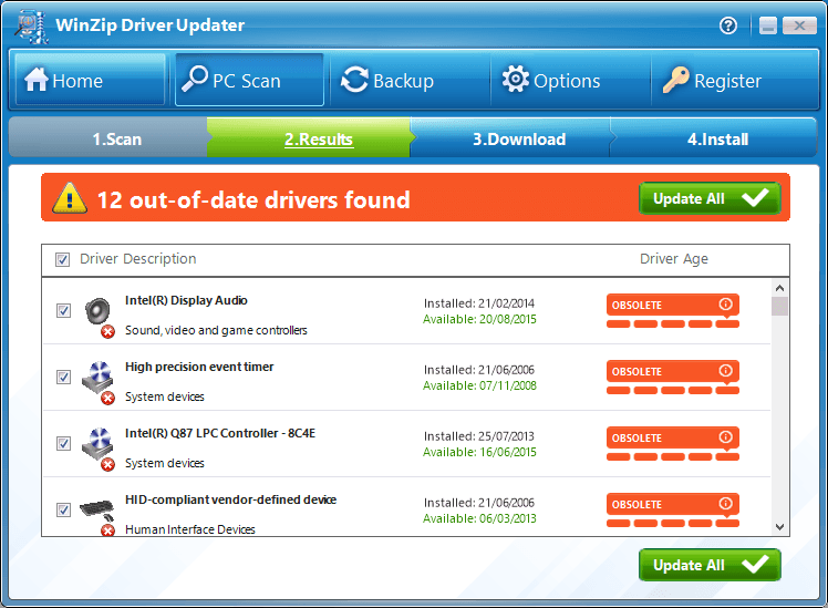 8 Best Driver Updater for Windows in 2019 - WindowsFish