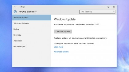 updates stuck at 0 windows 10