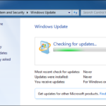 [FIXED] Windows Update Not Working Error