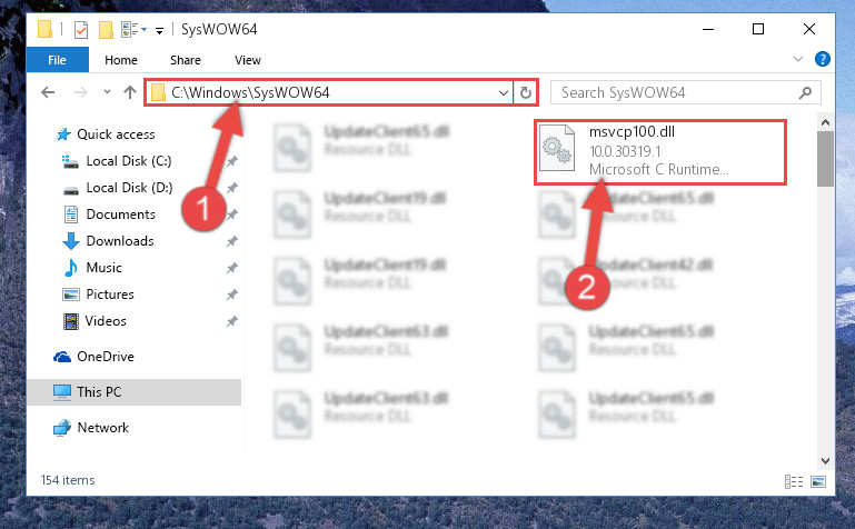 How to Fix Msvcp100.dll Missing Error in 7 Ways - WindowsFish