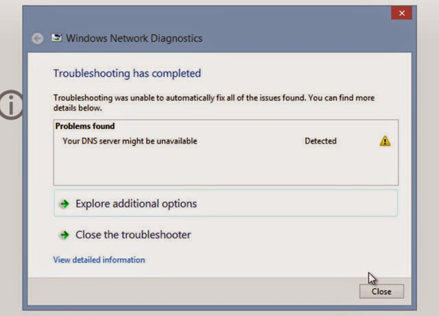 FIXED] Your DNS Server Might be Unavailable Error - WindowsFish