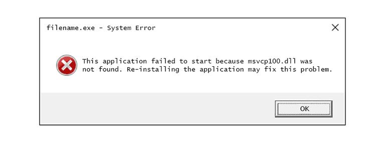 How to Fix Msvcp100.dll Missing Error in 7 Ways - WindowsFish
