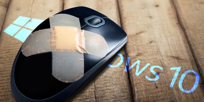 Mouse Lag Windows 10
