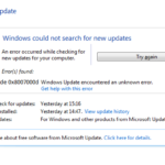 Fix 0x8007000D Error during Activation of Windows 10, 8, 7