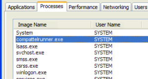 Compattelrunner.exe in Windows 10 [Is it safe or a virus?]