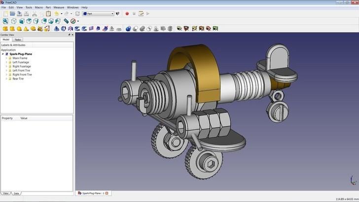 5 free 3d design software for windows and mac 100 free for Software arredamento 3d gratis