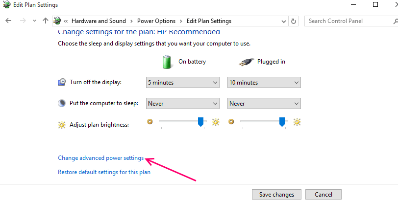 FIXED] Brightness Not Working in Windows 10, 8, 7 - WindowsFish