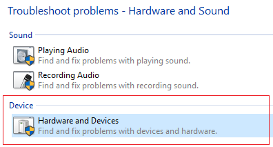 hardware and devices usb ports not working in windows