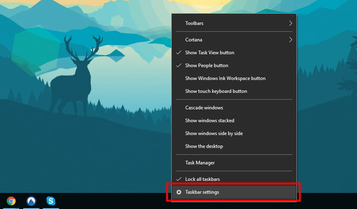 How to Hide the Taskbar in Windows 10 [Permanent and Temporary]