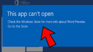 [FIXED] Windows 10 Apps Won't Open (5 Solutions)
