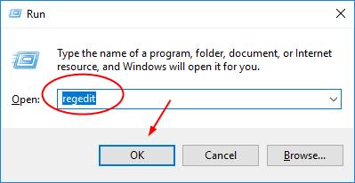 modify registry alt tab not working in window