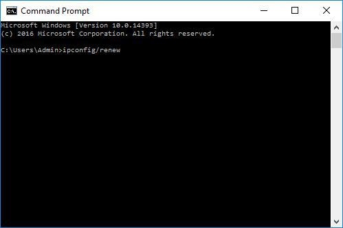 command prompt err_spdy_protocol_error