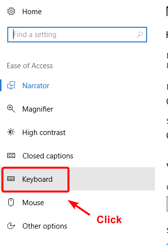 Keyboard not working: Solution