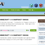 Minecraft: Best gaming forums
