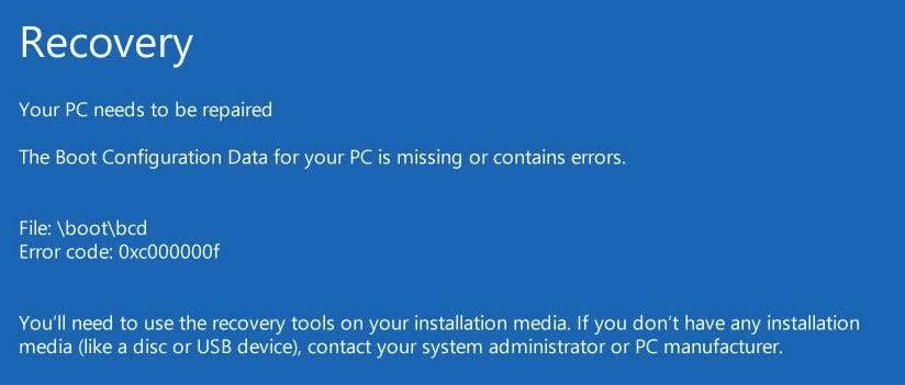 Total Identified Windows Installations: 0 [100% FIX] - WindowsFish