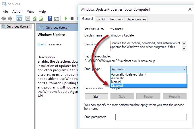 Modern Setup Host in Windows 10 [Fix High CPU Usage] - WindowsFish