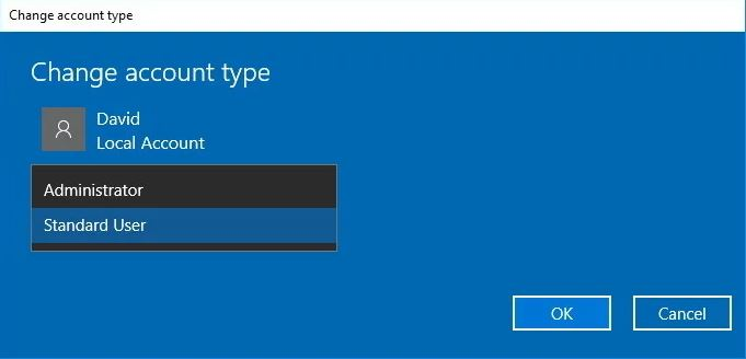 how to get administrator privileges on windows 10