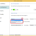 How to Turn Off Keyboard Light [HP, Dell, Lenovo, Sony]