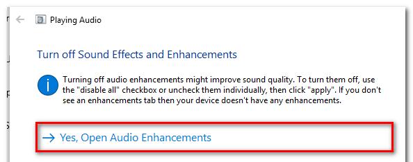 Audio Renderer error, Please restart your computer [Youtube Fix]