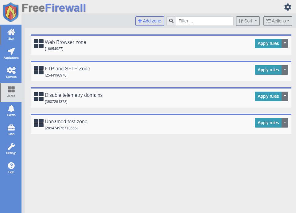 best free firewall