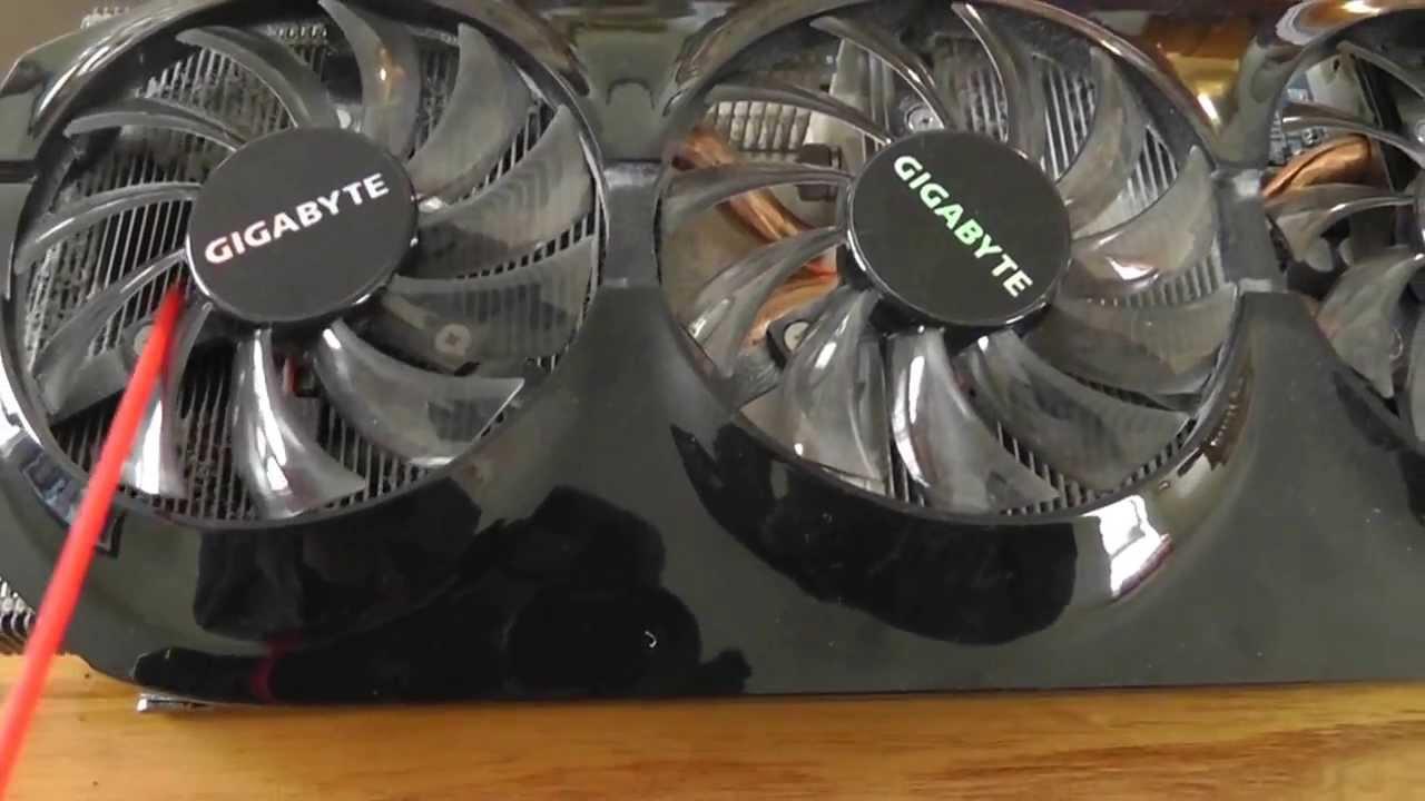 GPU Fan Not Spinning
