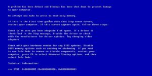 How To Fix Attempted Write To Readonly Memory