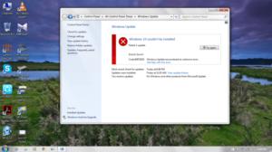 80072ee2 Update Error fix